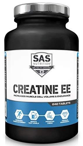 SAS Nutrition Creatine Ethyl Ester 240 Tabs