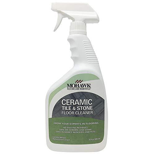 New Mohawk Ceramic Tile & Stone Floor Cleaner Spray Bottle 32 fl oz
