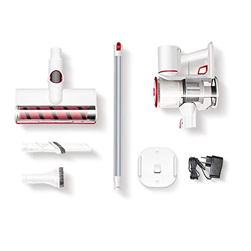 Find Discount Wireless Household Vacuum Cleaner, Handheld Rechargeable Vacuum Cleaner, Small High Po...