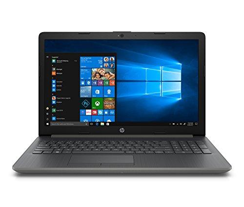 HP Laptop, Pantalla de 15″ HD, Procesador 7ª generación Intel Core i5-7200U, 4GB RAM, 1TB HDD, Sistema…
