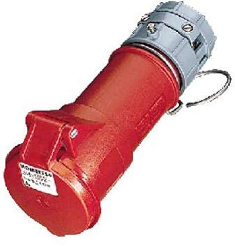 Mennekes Kupplung PowerTOP 3778 16A,5p,6h,400V,IP44 PowerTop CEE-Kupplung 4015394128571