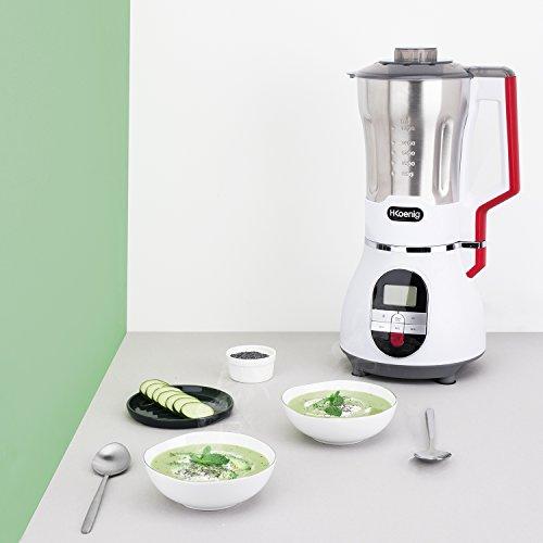 H.Koenig Soup Maker Blender...