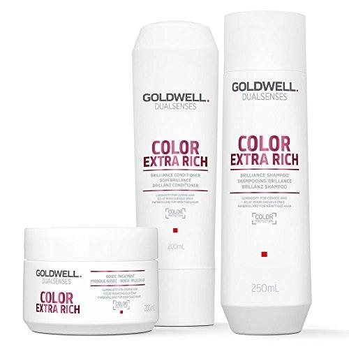 Dualsenses Couleur Extra riche de brillance Hair Care Lot (3 produits)