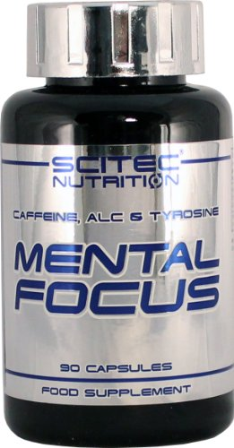 Scitec Nutrition Mental Focus 90 cápsulas