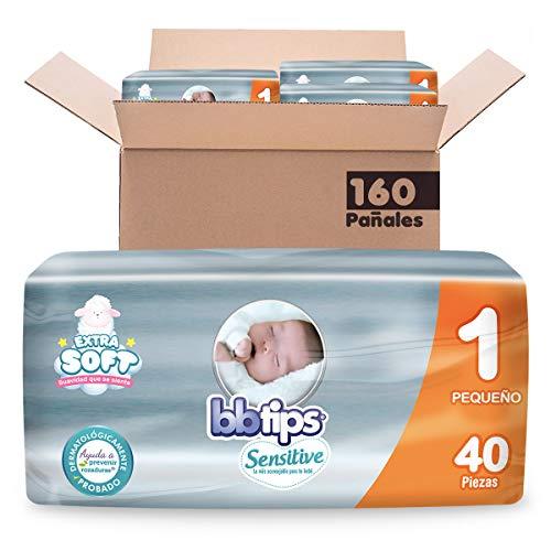 paquete de pañales de recien nacido fabricante BBtips