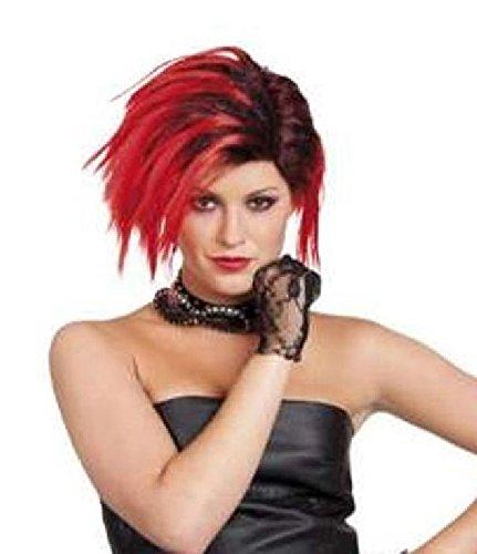 Mondial-fete - Perruque Scarlet