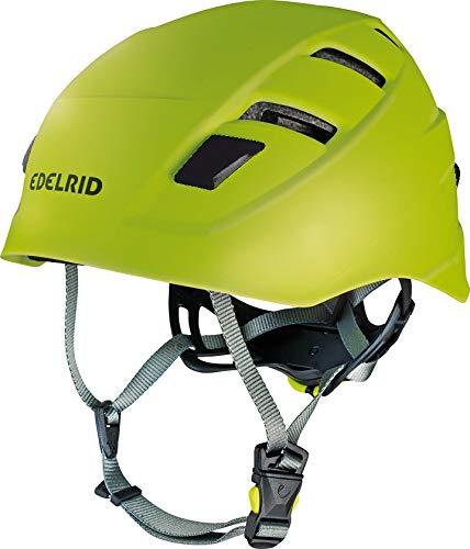Edelrid Zodiac climbing helmet green 2016 rock climbing helmet by Edelrid