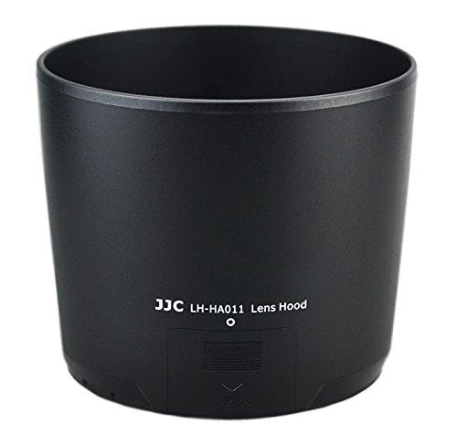 JJC LH-HA011 Gegenlichtblende für Tamron SP 150-600mm f/5.6-6.3 Di VC USD (Model: A011) - ersetzt Tamron HA011 - mit Eingriff zum Verstellen von Filtern