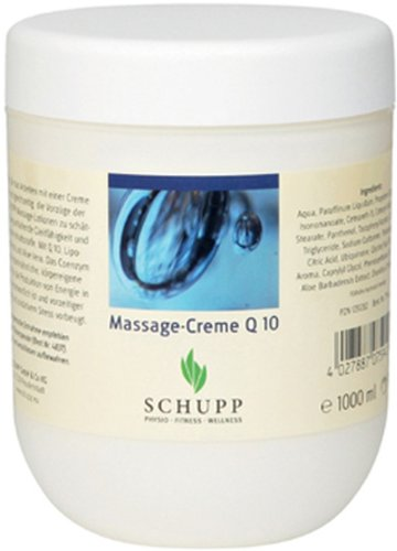 Schupp Massagecreme Q 10