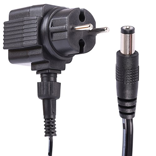 Outdoor Netzadapter Netzteil für Elektrogeräte mit witterungsbeständigem Anschluss - Anzahl wählbar - 200mA 5V für den Innen- und Außenbereich geeignet