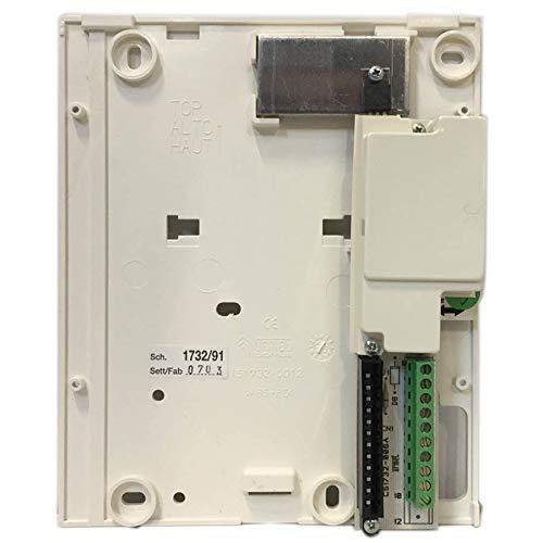 urmet SJarra de pared para monitor de videoportero instalaciones cable Coax 1732/91
