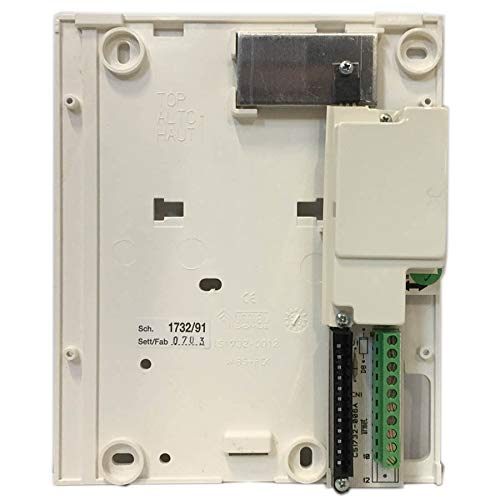 urmet - Escariador de pared para monitor videoportero instalaciones cable Coax 1732/91