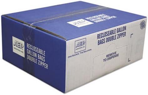 Handi-Bag Opening large release sale Regular discount Resealable Clear Plastic Storage 1Gal 1.75Mil Bags