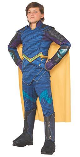 ロキ マイティ・ソー バトルロイヤル ラグナロク 衣装、コスチューム 子供男性用 デラックス マーベル