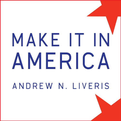 Make It in America audiobook cover art