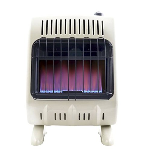 Enerco Group Inc Vent-Free 10,000 BTU Blue Flame Propane Heater, Multi