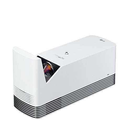 LG HF85LS 超短焦点 レーザー光源プロジェクター (フルHD/1500lm/Bluetooth対応/3kg/寿命約20,000時間)