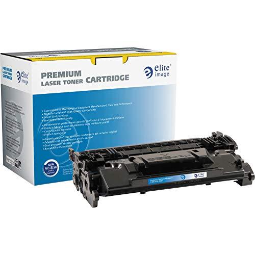 Elite Image Toner Cartridge - Alternative for HP 87A - Black (76263)