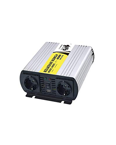 FullBattery Inversor 12V 220V 1000W (2000W) Onda modificada