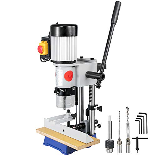 Find Discount VEVOR Woodworking Mortise Machine, 3/4 HP 3400RPM Powermatic Mortiser With Chisel Bit ...