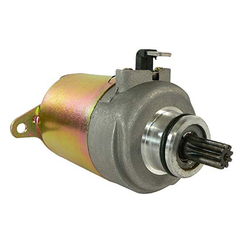 DB Electrical 410-58004 Starter Compatible With/Replacement For Scooters Beta Eikon 125 150 / Eton PN2I Matrix R4-150 / Kymco Agility, Bet & Win, Dink, Heroism, Like, Movie, People, Super 8 125 150