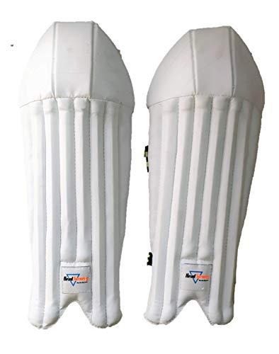 HeadTurners Cricket Wicket Keeping Legguard Pads Boys