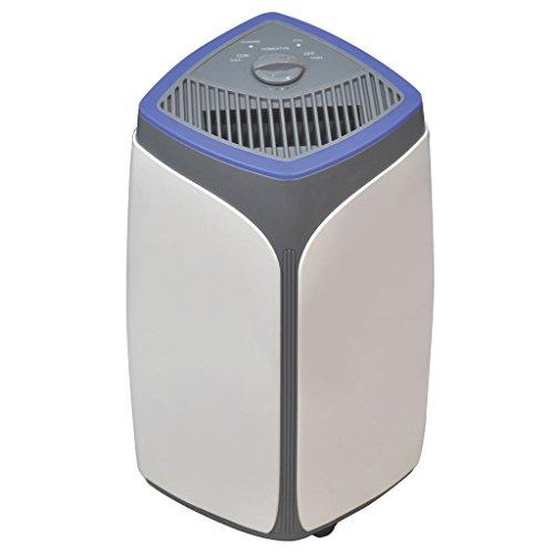 Prem-I-Air Esquina - Deumidificatore con compressore, 10 l, con serbatoio 1,5 l