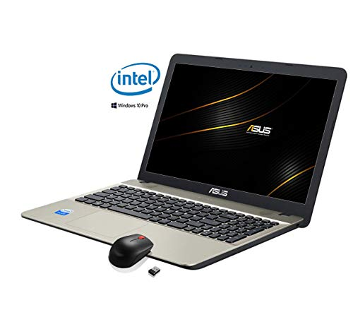 Asus VivoBook Notebook, Display 15.6 ' HD LED, Intel Dual Core 64 bit fino a 2.4Ghz 4GB RAM, Hdd 500GB, Windows 10 PRO...