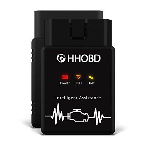 EXZA OBD II Diagnosetool HHOBD WiFi 10599 uneingeschränkt