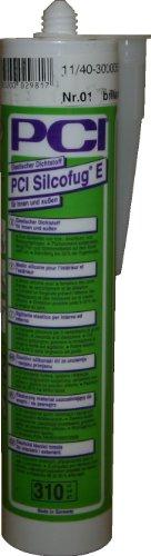 PCI Silcofug E Brillantweiß Nr.01 Kartusche a 310 ml