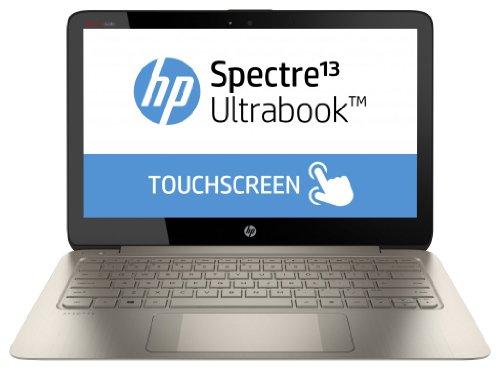 HP Spectre 13-3010eg - Ordenador portátil (Ultrabook, Marrón, Plata, Concha, 1.8 GHz, Intel Core i7, i7-4500U) , color: Brown, Silver