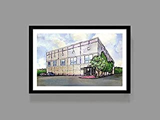 MugKD LLC The Office Pam Painting Poster Gifts for Lovers Poster [No Framed] Poster Home Art Wall Posters