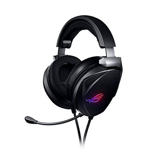 ASUS ROG Theta 7.1 Gaming Headset USB-C schnurgebunden Over Ear Nero