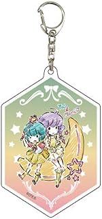 魔法の天使クリィミーマミ 03 マミ&優(グラフアート) アクリルキーホルダー