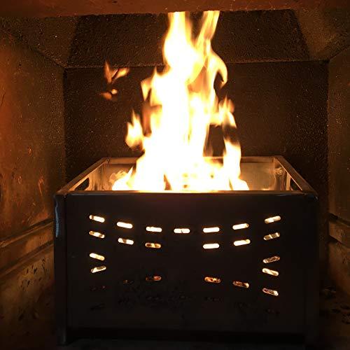 Pellet-Bouwkachel 40 voor open haarden en oven
