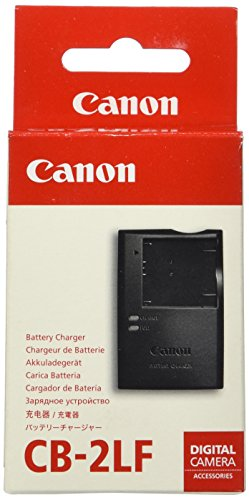 Price comparison product image Canon Battery Charger CB-2LF