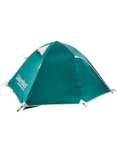COLUMBUS Nature 2–Tente de Tente, Unisexe, Vert–(Vert)