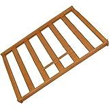 Spares2go universel Bouteille Rack Shelf Insert pour cave à vin Armoire réfrigérateur Cave