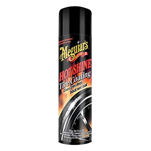 MEGUIAR'S G-13815 Hot Shine High Gloss Tire Coating - 15 oz.