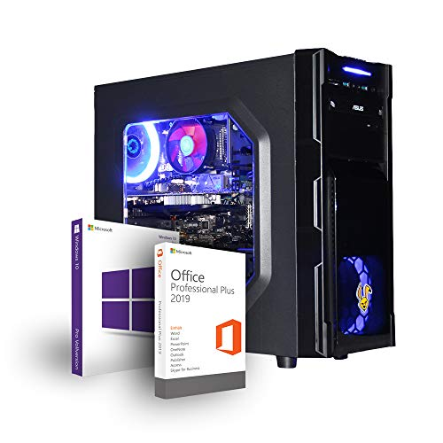 Ankermann Rabbit Gaming Gamer PC Intel Core i7-9700 8X 3.00G