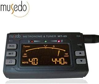 Musedo MT-40 Guitar Tuner Electronic Digital 3in1 Violin Tuner Metronome Tone