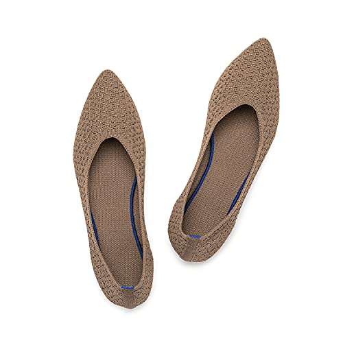 Top 10 best selling list for copper flats shoes pointed toe