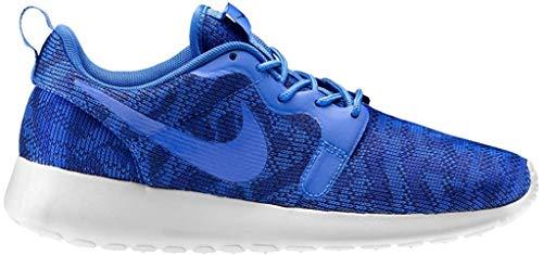 Nike Roshe One KJCRD Knit Jacquard Women Laufschuhe deep royal blue-soar-pure platinum - 37,5