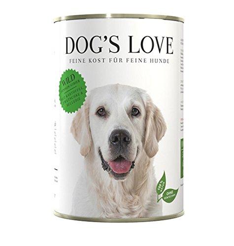 Dog's Love Wild