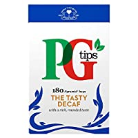 PG Tips The Tasty Decaf 180 Pyramid Tea Bags 522g