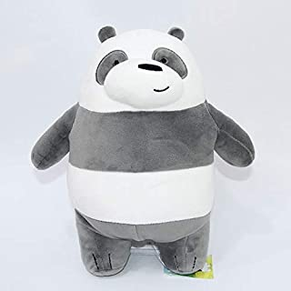 TREGIA Joylong Bear Soft Toy Vipkid Stuffed Toys Plush Stuffed Animals We Bare Bears Plush Toys for Children 30Cm Must Have Tools Girl S Favourite Superhero UNbox Box - coolthings.us