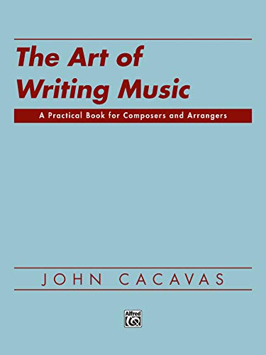 The Art of Writing Music: Softcover Book