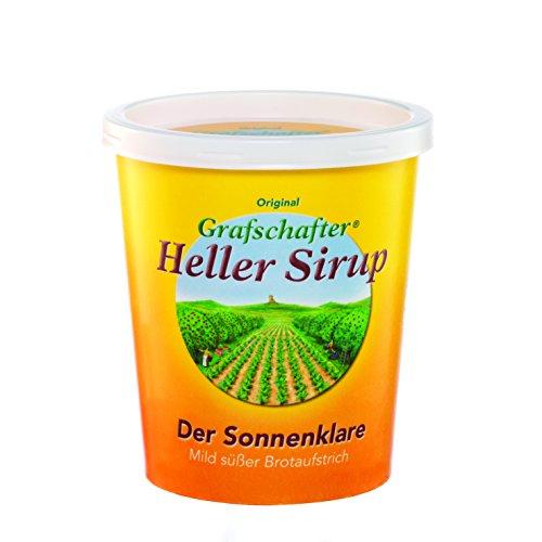 Grafschafter Sirup hell, 12er Pack (12 x 450 g Becher)