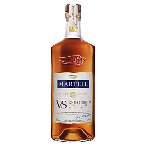Martell VS Single Distillery Fine Cognac 0,7 Liter 40% Vol.