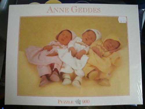 Anne Geddes Puzzle 900 Teile - Im Sand (Puzzle 900 Teile)